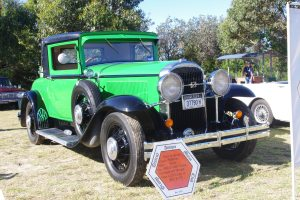 Vintage Car Merimbula