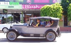 Vintage Cars Merimbula 2013
