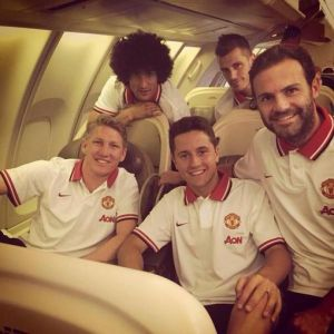 Man Utd new look